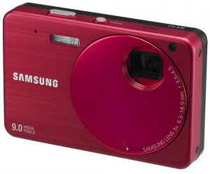 Камера Samsung ST10 узнаёт людей
